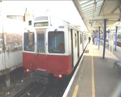 06. Whitechapel to Upminster (District Line)